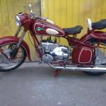 mz bk 350