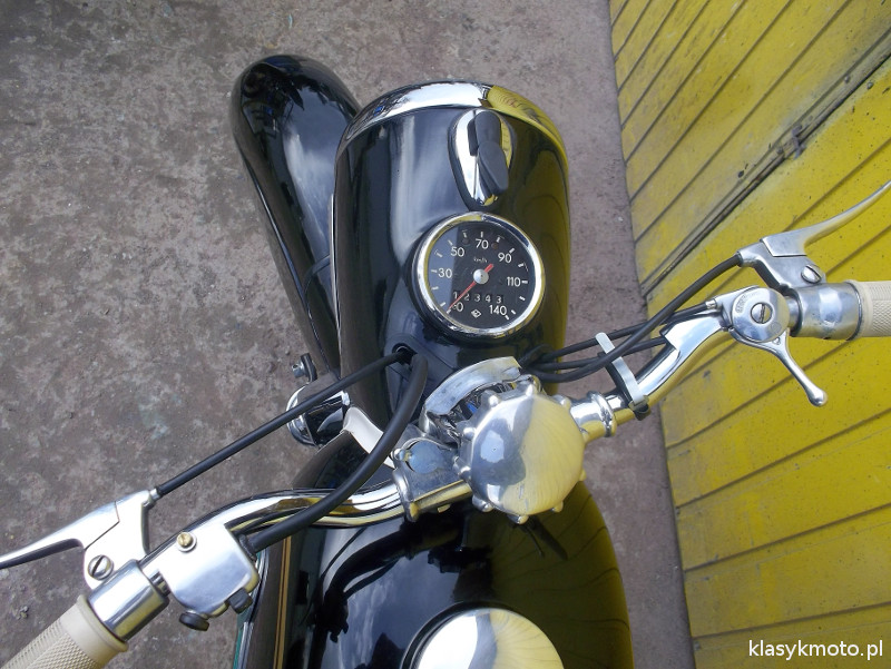MZ 250 ES Remont