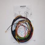Instalacja elektryczna WFM (krótką  lampą )
