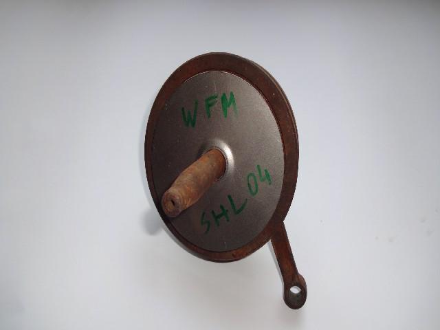 Blacha/dekiel wału shl m04,wfm