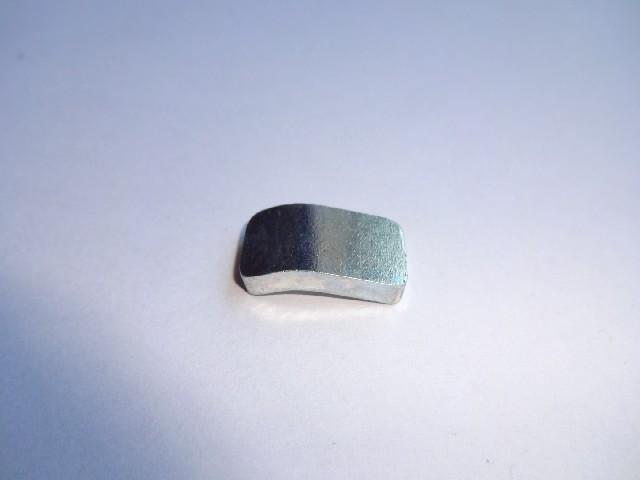 WSk nakładka gumy podnóżka tył