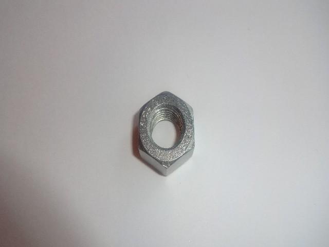 Nakrętka osi podnóżka Junak m10,M07