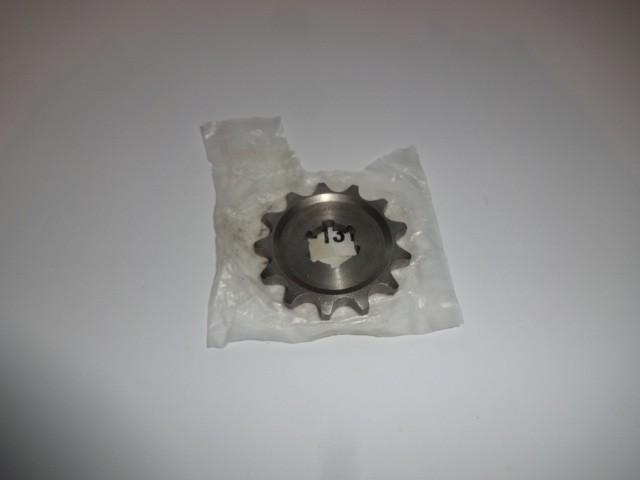 Zębatka napędowa silnika 13 zębów Wsk 125,wfm
