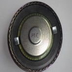 Korek baku EMW R35 mosiężny pochromowany.