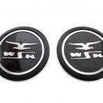 Emblemat plus gumy logo napisy bak WSK